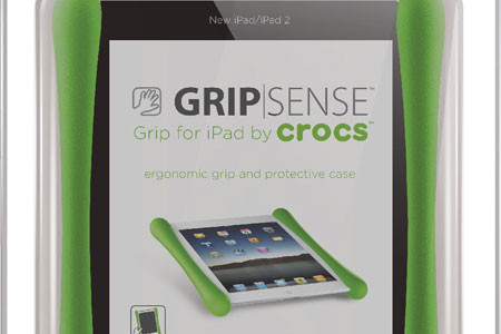 GripSense iPad Grip